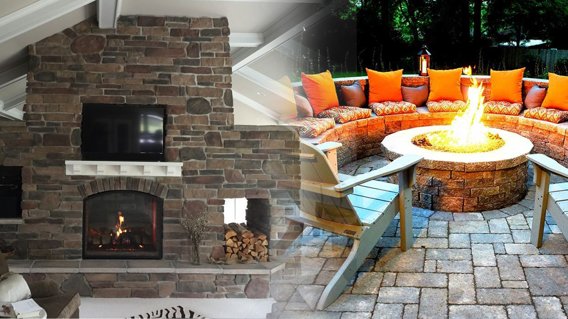 Outdoor Fireplaces & Fire Pits-Wichita Falls TX Professional Landscapers & Outdoor Living Designs-We offer Landscape Design, Outdoor Patios & Pergolas, Outdoor Living Spaces, Stonescapes, Residential & Commercial Landscaping, Irrigation Installation & Repairs, Drainage Systems, Landscape Lighting, Outdoor Living Spaces, Tree Service, Lawn Service, and more.
